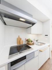 グレイプス湘南辻堂 (サービス付き高齢者向け住宅)の画像(7)居室内、キッチン