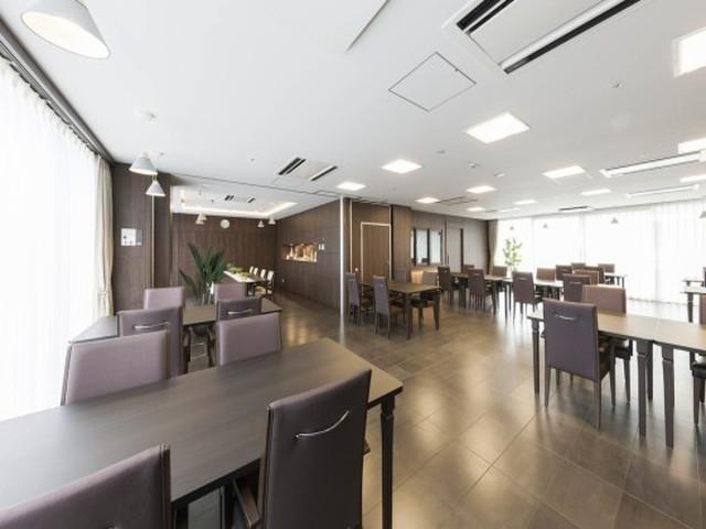 グレイプス湘南辻堂 (サービス付き高齢者向け住宅)の画像(3)食堂