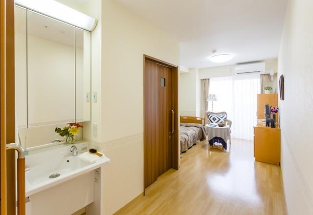 グレースメイト中村橋(介護付有料老人ホーム(一般型特定施設入居者生活介護))の画像(6)