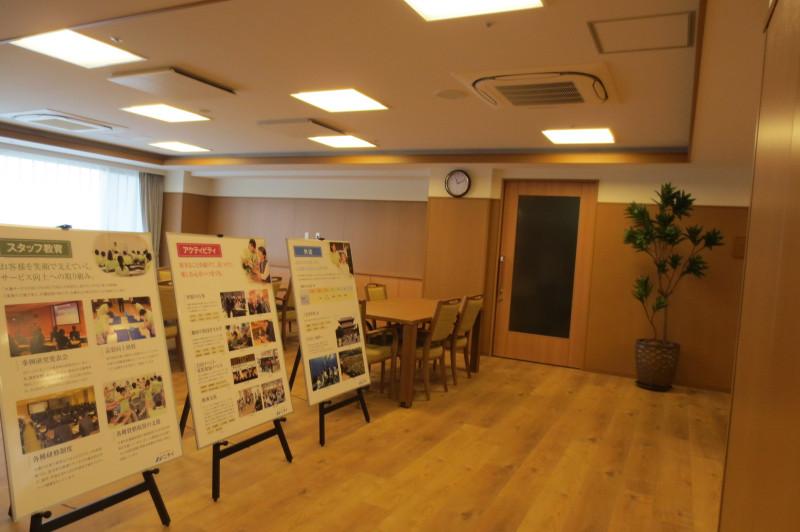 アイリスガーデン昭島 昭和の森(サービス付き高齢者向け住宅)の画像(19)多目的室