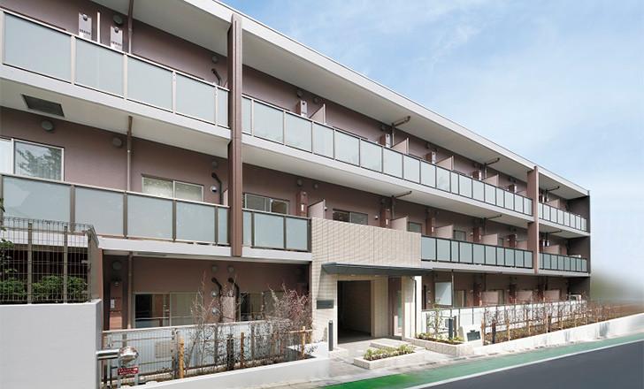 アイリスガーデンさいたま新都心(サービス付き高齢者向け住宅)の画像(1)外観