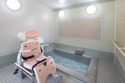 グランダ中村橋弐番館(介護付有料老人ホーム(一般型特定施設入居者生活介護))の画像(9)浴室