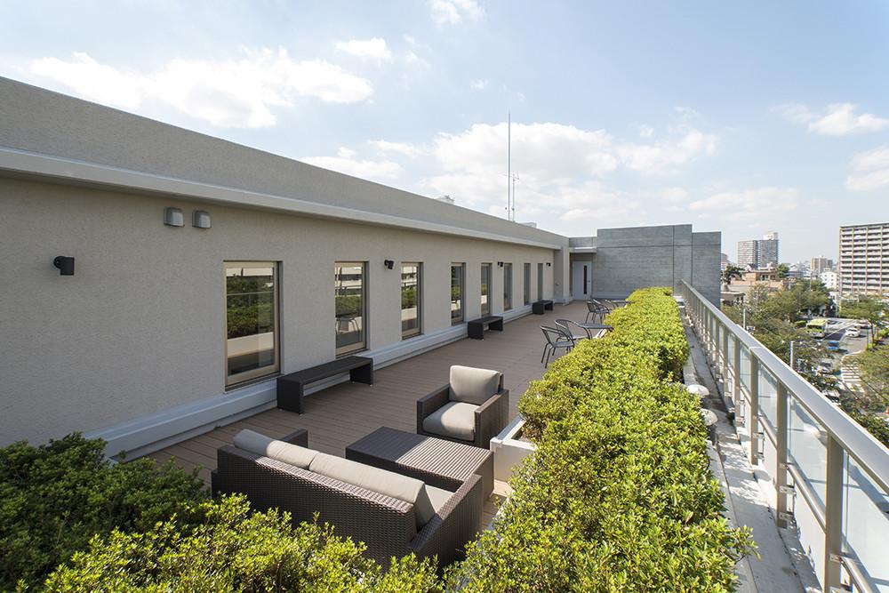 ガーデンテラス赤羽(サービス付き高齢者向け住宅)の画像(6)スカイガーデン