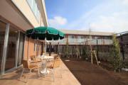 グランダ武蔵関(介護付有料老人ホーム(一般型特定施設入居者生活介護))の画像(7)1F 庭