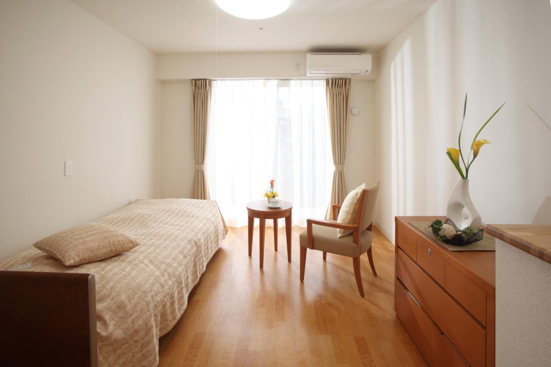 グランダ武蔵関(介護付有料老人ホーム(一般型特定施設入居者生活介護))の画像(2)2F 居室イメージ