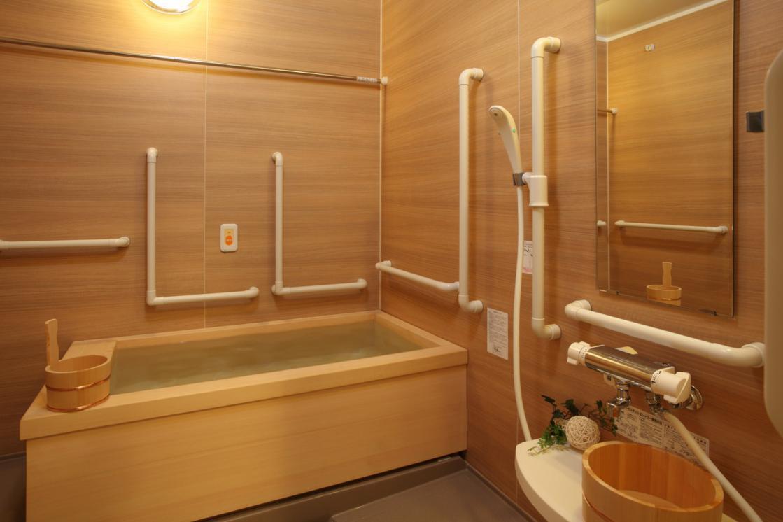 グランダ武蔵関(介護付有料老人ホーム(一般型特定施設入居者生活介護))の画像(6)2F 浴室