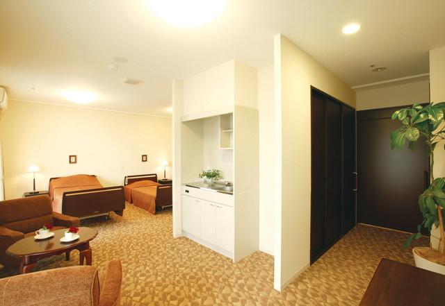 アズハイム光が丘(介護付有料老人ホーム)の画像(5)居室(2人部屋)