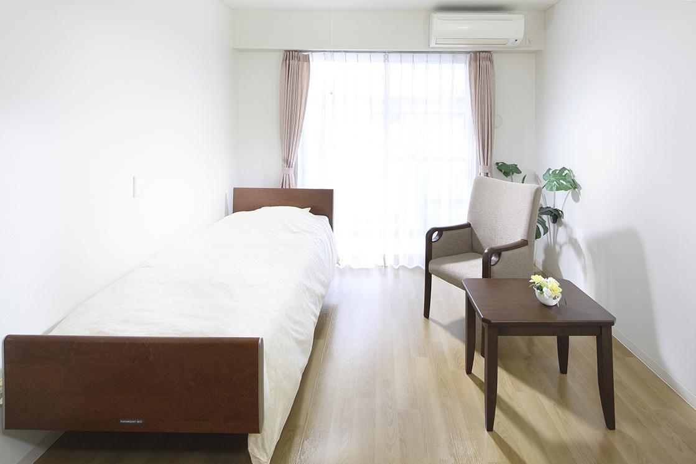 メディカル・リハビリホームまどか富士見台(介護付有料老人ホーム(一般型特定施設入居者生活介護))の画像(3)居室イメージ