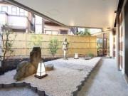 マンダリン南荻窪(介護付有料老人ホーム)の画像(4)日本庭園