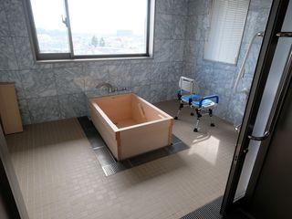 マンダリン南荻窪(介護付有料老人ホーム)の画像(5)浴室