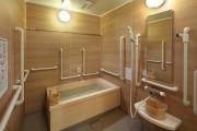 リハビリホームグランダ平和台(介護付有料老人ホーム(介護専用型/一般型特定入居者生活介護))の画像(5)3F 浴室
