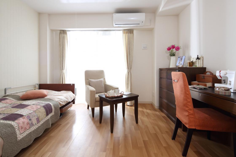 グランダ井荻(住宅型有料老人ホーム)の画像(2)2F 居室イメージ