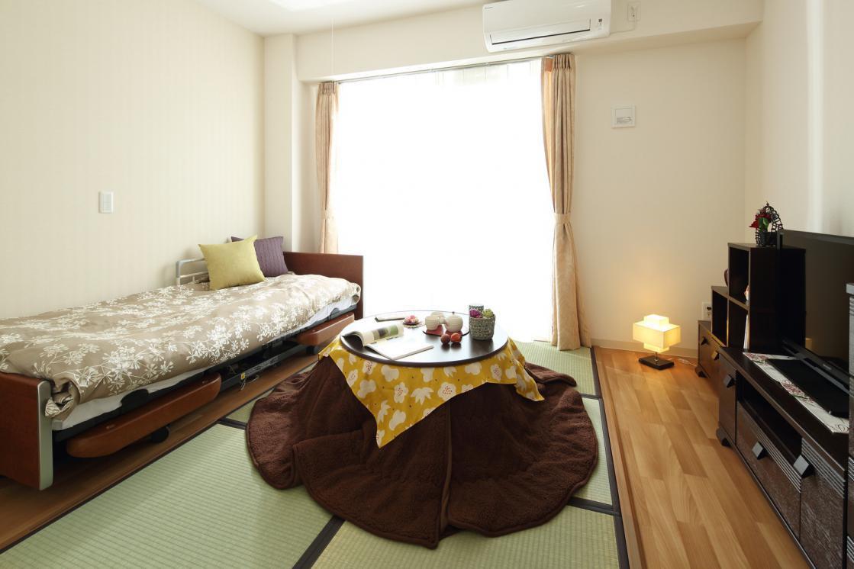 グランダ井荻(住宅型有料老人ホーム)の画像(3)2F 居室イメージ