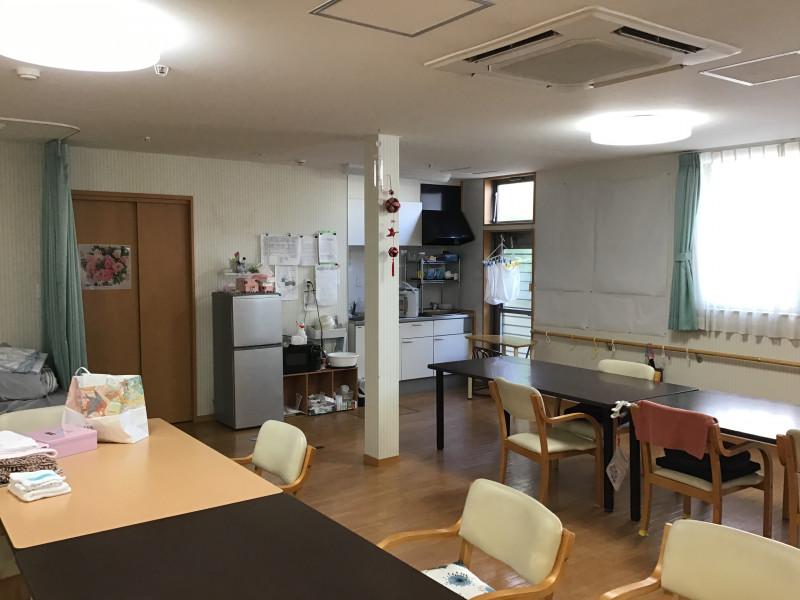 ご長寿くらぶ足立・六木(住宅型有料老人ホーム)の画像(3)併設のデイサービス