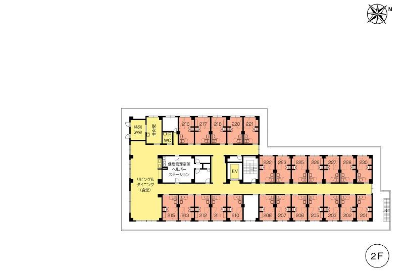 ニチイホーム練馬高野台(介護付有料老人ホーム)の画像(9)