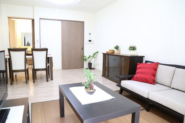 桜山ハイム結生(サービス付き高齢者向け住宅)の画像(5)広い居室
