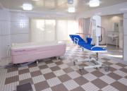 ネクサスコート練馬(介護付有料老人ホーム)の画像(13)機械浴