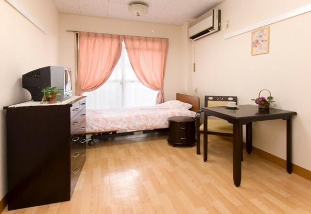 ライフコミューン豊島園(介護付有料老人ホーム)の画像(4)居室
