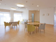 ケアリビング(サービス付き高齢者向け住宅)の画像(6)ファミリーラウンジ