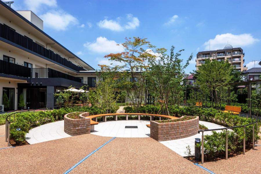 チャームスイート石神井公園(介護付有料老人ホーム)の画像(2)