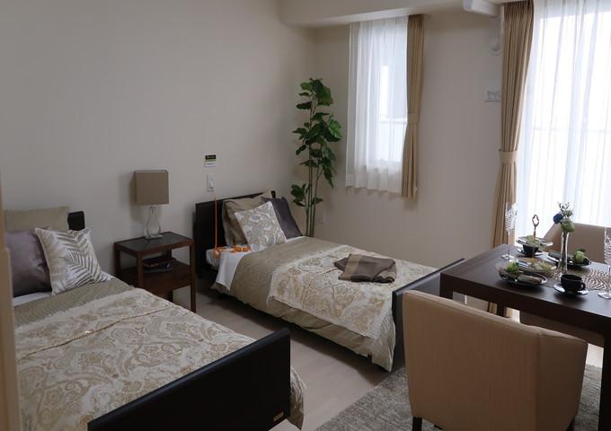 グレイプスウィズ四谷(介護付有料老人ホーム(一般型特定施設入居者生活介護))の画像(14)