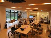 アースサポートクオリア東浦和(介護付有料老人ホーム)の画像(27)毎食前の体操のご様子