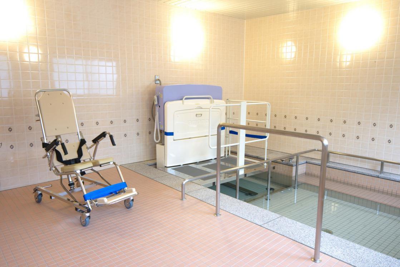 メディカルホームくらら練馬江古田(介護付有料老人ホーム(一般型特定施設入居者生活介護))の画像(5)1F 浴室