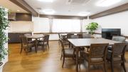 エイジフリーハウス南烏山 (サービス付き高齢者向け住宅)の画像(4)食堂