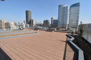 グランドマスト勝どき(サービス付き高齢者向け住宅)の画像(20)屋上テラスからの眺め