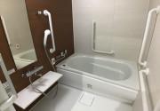 ココファン稲田堤(サービス付き高齢者向け住宅)の画像(18)居室Bタイプ(浴室)
