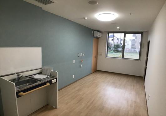 ココファン稲田堤(サービス付き高齢者向け住宅)の画像(13)居室Bタイプ