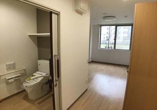 ココファン稲田堤(サービス付き高齢者向け住宅)の画像(11)居室Aタイプ