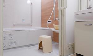マザアスコート南柏駅前(サービス付き高齢者向け住宅)の画像(6)バスルーム
