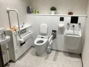 ハーウィル東岩槻(サービス付き高齢者向け住宅)の画像(7)共用トイレ