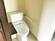 ハーウィル東岩槻(サービス付き高齢者向け住宅)の画像(16)居室内トイレ