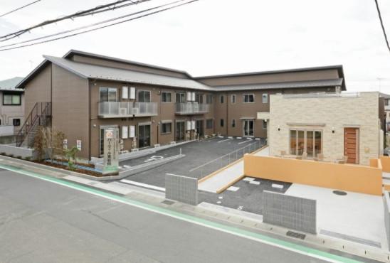 ハーウィル東岩槻(サービス付き高齢者向け住宅)の画像(1)外観①