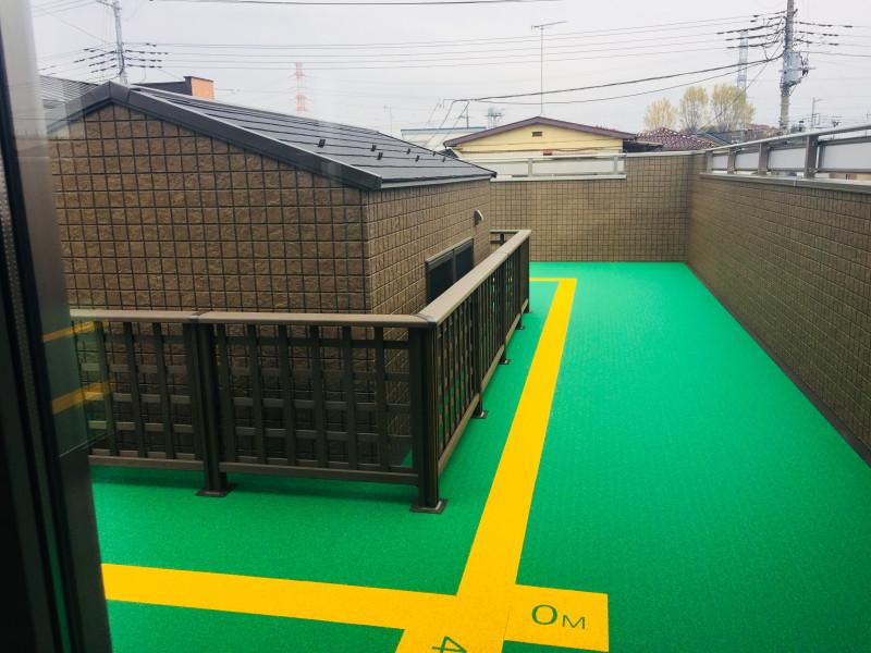 ハーウィル東岩槻(サービス付き高齢者向け住宅)の画像(19)歩行訓練コース