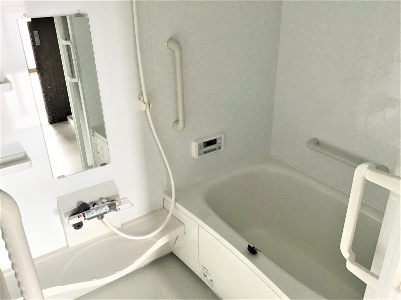 ハーウィル東岩槻(サービス付き高齢者向け住宅)の画像(17)居室内浴室