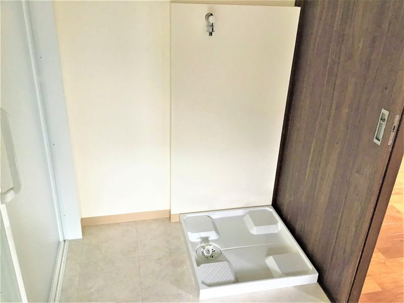 ハーウィル東岩槻(サービス付き高齢者向け住宅)の画像(18)居室内洗濯機置き場