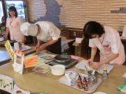 ハートランド明生苑(介護付有料老人ホーム)の画像(17)お菓子作り