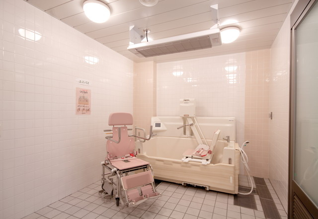 ようせいメディカルコート(サービス付き高齢者向け住宅)の画像(6)機械浴