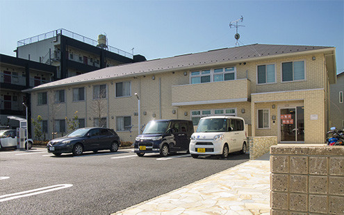 ヒューマンライフケア川口 グループホームの画像
