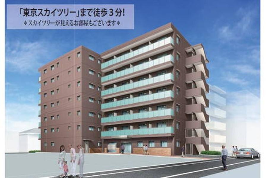 リリィすみだ向島(サービス付き高齢者向け住宅)の画像(1)
