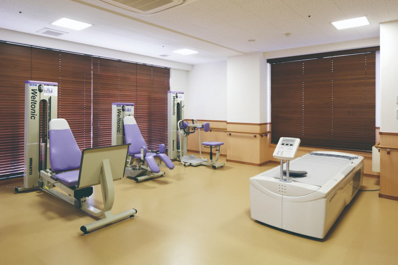 アンサンブル大宮日進(介護付有料老人ホーム)の画像(6)リハビリ室