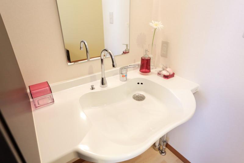 アンサンブル大宮日進(介護付有料老人ホーム)の画像(12)居室洗面台