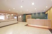 グレイプスガーデン西新井大師(サービス付き高齢者向け住宅)の画像(6)フロント/受付