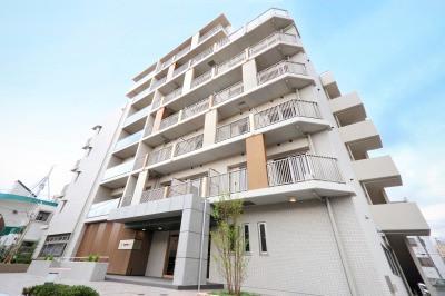 グレイプスガーデン西新井大師(サービス付き高齢者向け住宅)の画像(1)外観