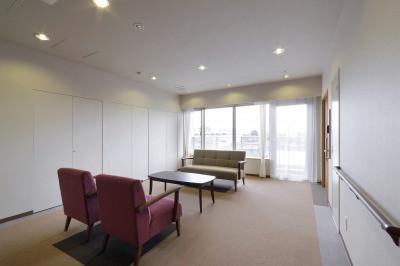 グレイプスガーデン西新井大師(サービス付き高齢者向け住宅)の画像(10)エレベーターホール