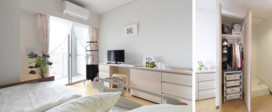 グレイプスガーデン西新井大師(サービス付き高齢者向け住宅)の画像(12)モデルルーム