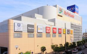 グレイプスガーデン西新井大師(サービス付き高齢者向け住宅)の画像(27)複合商業施設